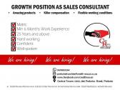 Sales Consultant CREDIT RESCUE PRETORIA