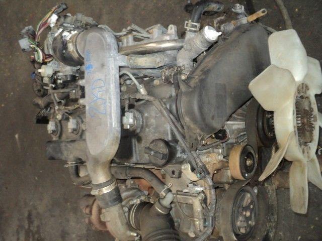 Toyota Hilux 2 5 D4d Engine