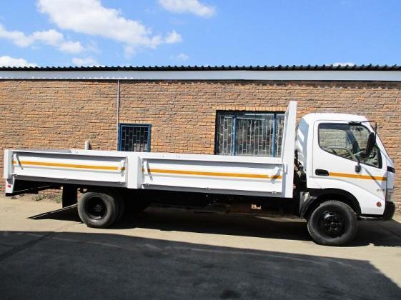 2011 Hino 915 LWB with New 5.5m Dropside Body in Pietermaritzburg, KwaZulu-Natal