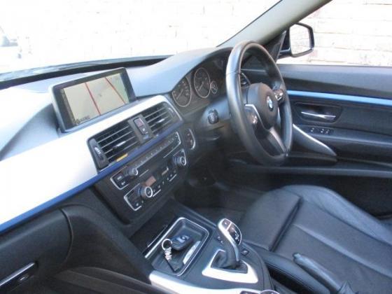2014 BMW 328 GT MSport auto