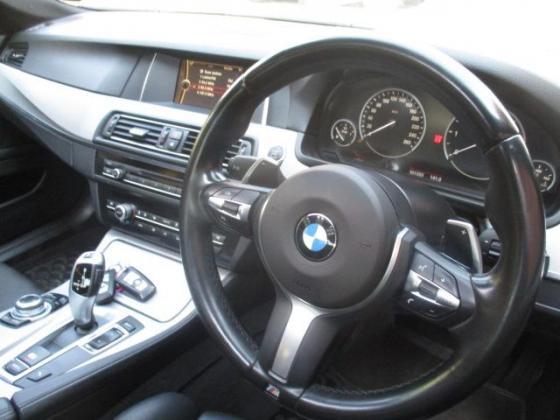 2014 BMW 520D M SPORT AUTO