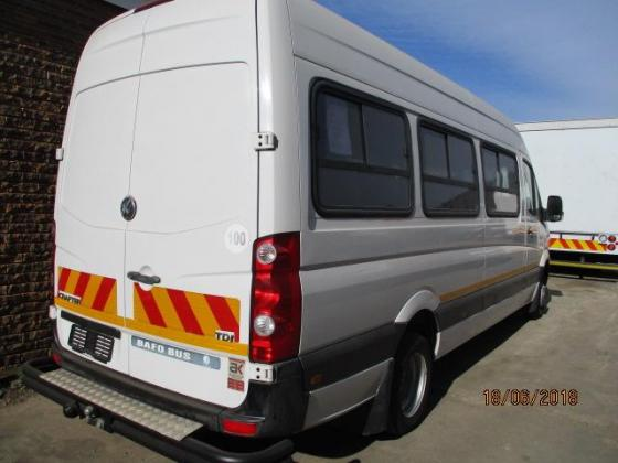 2014 VW Crafter 50 2.0TDI 22 Seater