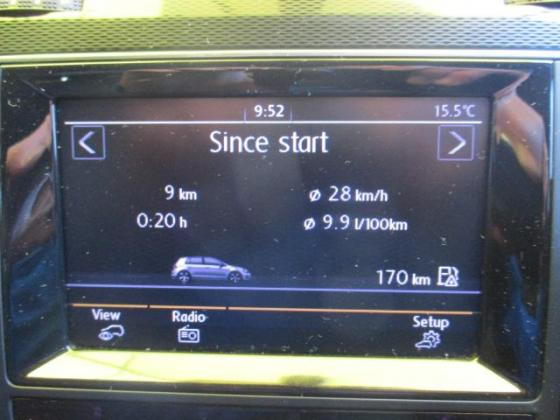 2014 VW GOLF 7 GTi 2.0 TSi DSG