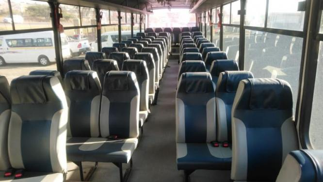 2016 TATA BUS 65 SEATER LPO 1823