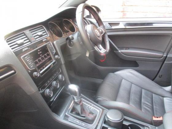 2016 VW GOLF 7 GTi 2.0 TSi DSG