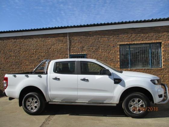 2017 Ford Ranger 2.2 XL Double Cab Auto