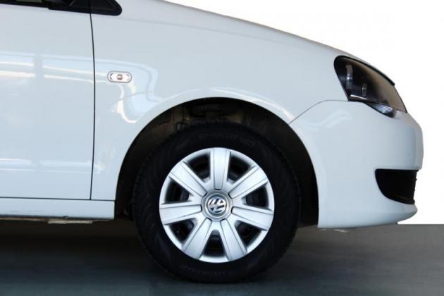 2017 Volkswagen Polo Vivo Hatch 1.4 Conceptline, White with 19000 km in Cape Town, Western Cape