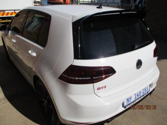 2017 VW Golf GTI ClubSport DSG