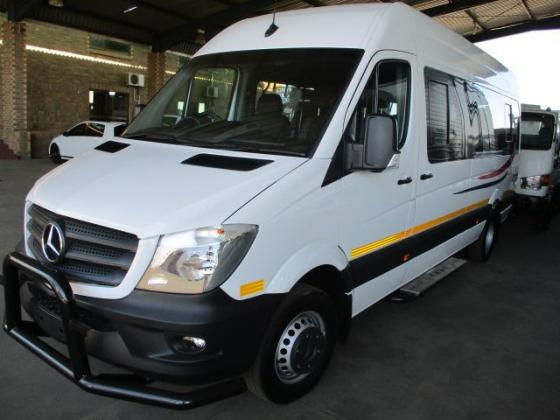2018 Mercedes-Benz Sprinter 515 CDI 22 Seater