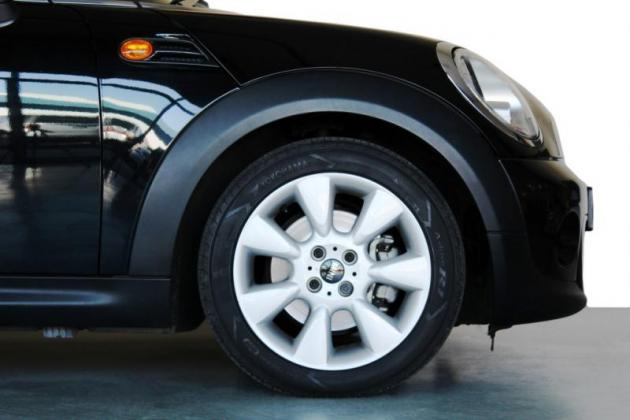 2012 MINI Cooper One Steptronic, Black with 54000km in Cape Town, Western Cape