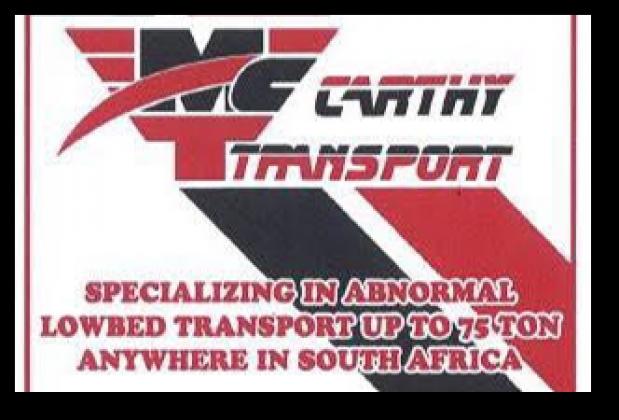 Abnormal Lowbed Transport