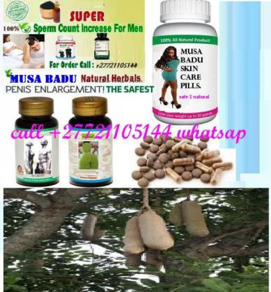 Musa badu herbal manhood enlargement pills creams  Hips & bums enlargement oil,cream,pills
