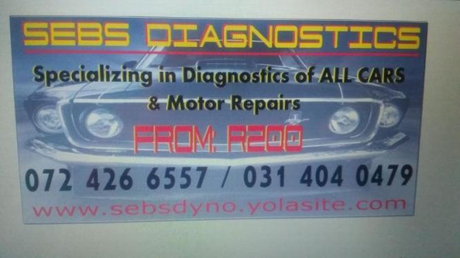 SEBS DIAGNOSTICS