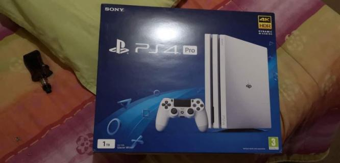 Ps4 pro 4k 1tb limited edition