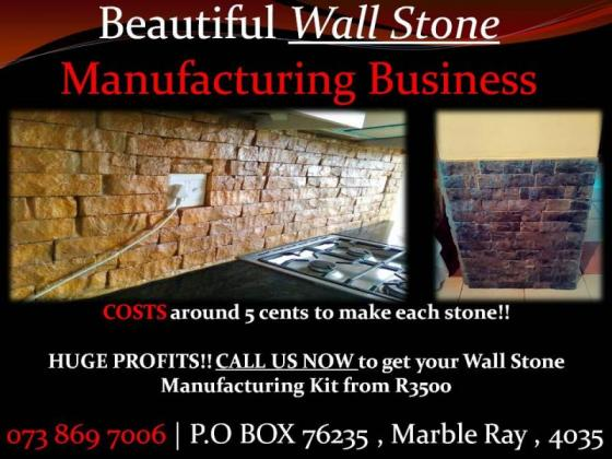 Wall Tile Manufacturing Business