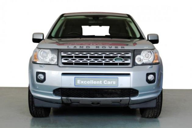 Land Rover Freelander 2 2.2 D SE AT in Cape Town, Western Cape