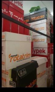 A4 Rotatrim/Typek Bond Paper @ R220/Box