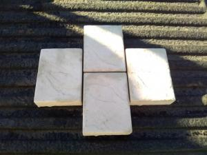 Rock Pattern Garden Pavers TO CLEAR - NEW