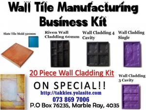 Tile Manufacturing Business