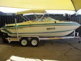 1995 LEGEND 808 WITH 7.4L MERCRUISER BRAVO ONE ENGINE
