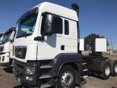 2014 Man Tgs 26-440 , Truck Tractor