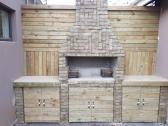 BEAUTIFUL White Rock Art Cladding - Covers around 3SQM - R350