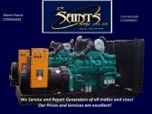 Generator Maintenance, Service and Repair
