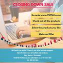Make an offer on all Goods - Closing Down Sale