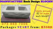 Manufacture Face Bricks FROM Home