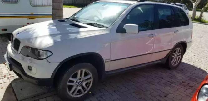 2003 BMW X5 3.0 Diesel Automatic