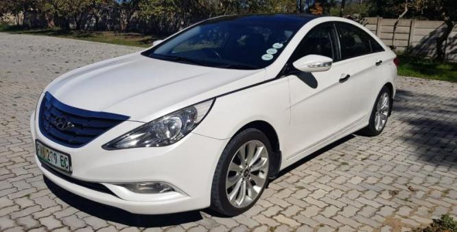 2011 Hyundai Sonata 2.4 GLS Executive Automatic