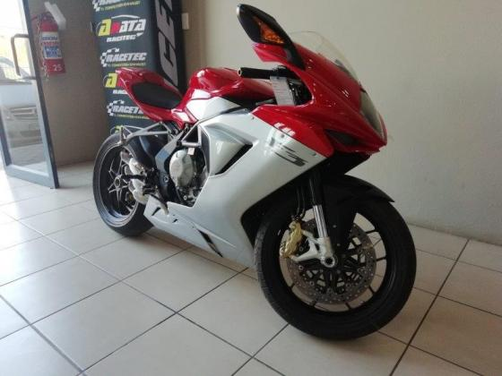 2014 MV Augusta F3 (finance available)