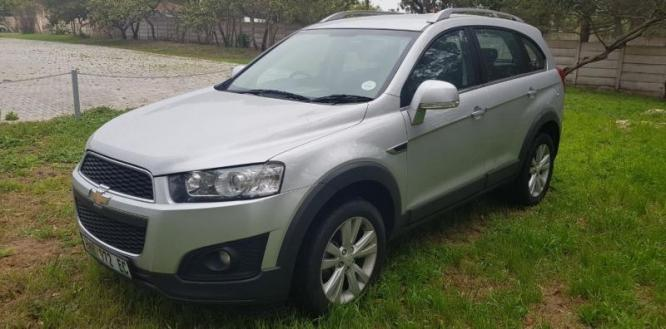2015 Chevrolet Captiva 2.4 LT Automatic FWD