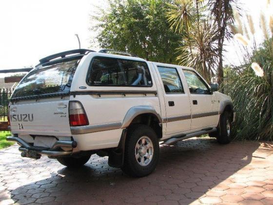 2003 Isuzu Kb300 for sale