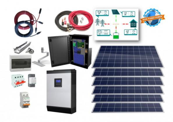 5kW 1 Phase System