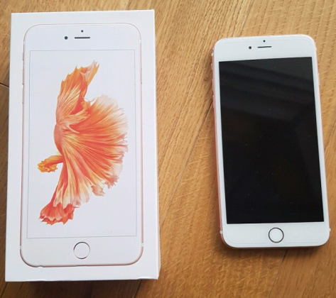 Apple iPhone 6s Plus - 32GB - Rose Gold