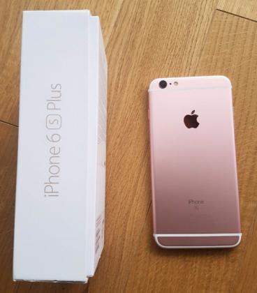 Apple iPhone 6s Plus - 32GB - Rose Gold