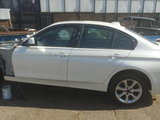 BMW F30 320i NOW STRIPPING at Hunters Fitment Service Centre & Parts!