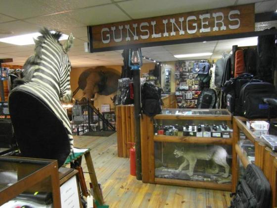 NSN Guns and Ammo