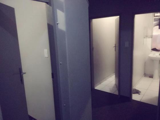 One very big room available for rent, big enough for 2-4 people in Arcadia, Gauteng