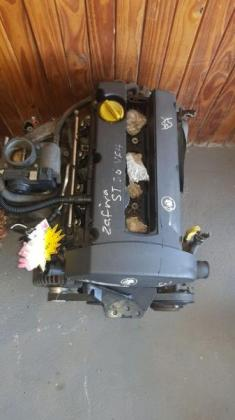 Opel Zafira 1.6 Z16XEP Engine
