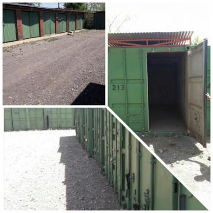 Secure Storage Facility Capital Park, Pretoria - R600/month only! Available Immediately! in Capital Park, Gauteng
