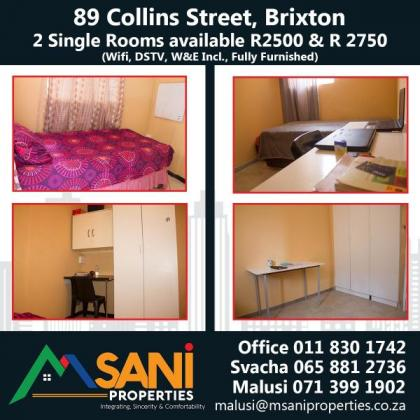 STUDENT AND PROFESSIONAL ACCOMMODATION AVAILABLE!! NO DEPOSIT REQUIRED!!!