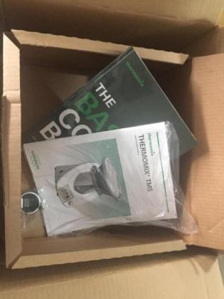 Thermomix TM5 Brand new never been used