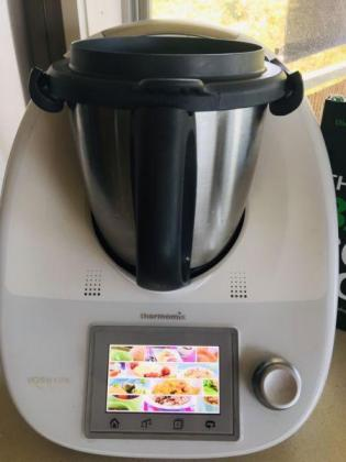 TM5 Thermomix with all attachments