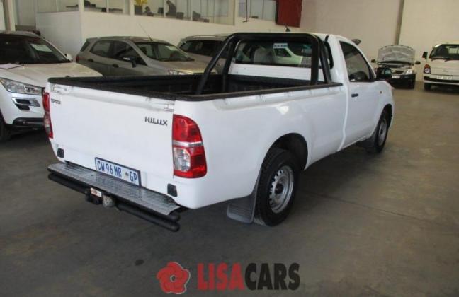 Toyota Hilux 2.5 D-4D in Germiston, Gauteng