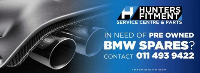 Used BMW Spares on sale now!