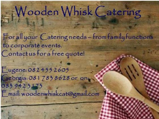 Wooden Whisk Catering