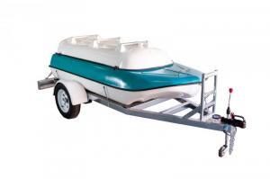 Dolphin Trailer Boat