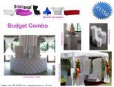 Budget Combo – R1750